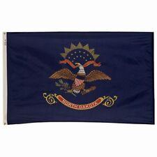 5x8 ft NORTH DAKOTA The Peace Garden State OFFICIAL FLAG Outdoor Nylon USA Made