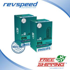 PHILIPS Xenon X-TremeVision Gen2 +150% D1S HID Xenon Bulbs Set Of Two 85415XV2C1