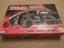 RISK - TRANSFORMERS - CYBERTRON BATTLE EDITION - PARKER BROS - NEW OTHER