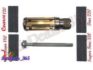 Engine Cylinder Hone Kit - 45 To 65 Mm Honing Machine + Honing Stones