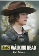 Walking Dead Season 4 Part 1 Bios Chase Card C03 Carl Grimes