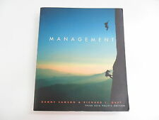 MANAGEMENT SAMSON DAFT 3RD ASIA PACIFIC ED 2009 TEXTBOOK