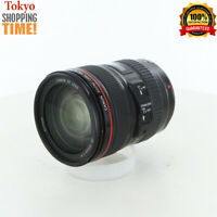 Canon EF 24-105mm F/4 L IS USM Lens Excellent Condition from Japan