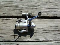Shimano Spirex 2000FB with an Upgraded Folding Handle Some Rash All works Great