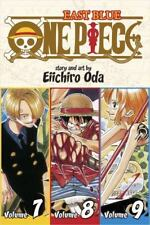 One Piece: East Blue: Volume 7, Volume 8, Volume 9 (Paperback or Softback)