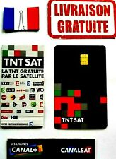 ✅ RENOUVELEMENT CARTE TNT SAT HD V6 ★4 ANS ★EN STOCK★SATELITE ASTRA 19.2 ✅
