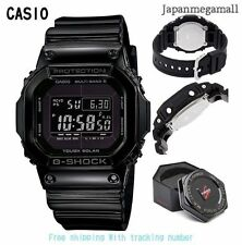 CASIO Japan Watch G-SHOCK Glossy Black Series GW-M5610BB-1 Men's offcial Genuine