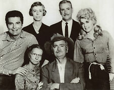 Beverly Hillbillies Buddy Ebsen Nancy Kulp Donna Douglas 8x10 photo R1848