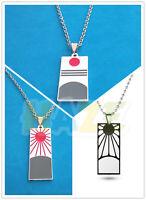 Anime Demon Slayer: Kimetsu no Yaiba Halskette Mode Anhänger Halskette Neu