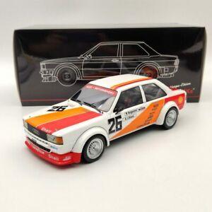 Premium ClassiXXs 30225 1/18 Audi 80 B2 Gr2 #26 W.Bergmeister H.J.N ETCC 1980