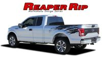 RIP 4X4 Side Truck Bed Vinyl Graphic Stripe 3M Decal 2017 2018 2019 Ford F-150