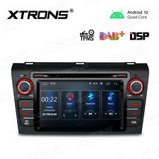 "XTRONS 7"" Android 10.0 Car Radio DVD GPS Stereo Bluetooth Headunit for Mazda 3"