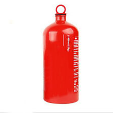 1500ml Gas Oil Fuel Bottle Motorcycle Emergency Petrol Gasoline Canister