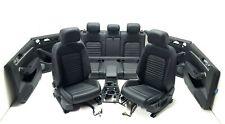 Original VW Passat B8 Limousine Innenausstattung Ausstattung Sitze Leder schwarz