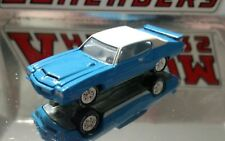 1971 PONTIAC GTO SECOND GENERATION 1/64 SCALE ADULT COLLECTIBLE MUSCLE CAR