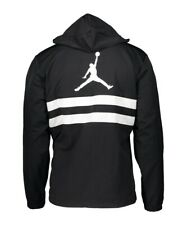 NIKE AIR JORDAN HOODED JACKET TRACKSUIT TOP LOOSE FIT SIZE SMALL NEW WITH TAGS
