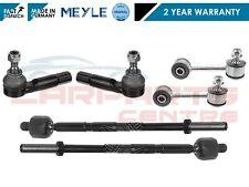 FOR VW GOLF MK4 2.3 V5 97-04 FRONT METAL LINKS INNER OUTER RACK TIE ROD ENDS