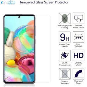 Premium Tempered Glass Screen Protector for Samsung A20 A50 A70 A51 A71 S10e