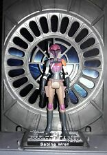 Star Wars Rebels Sabine Wren Mission Series. Comes with name plate stand