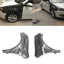 Auto Fender Flares Body kits For Volkswagen VW Golf 6 MK6 10-13 Carbon Fiber