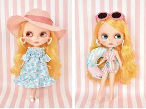 "CWC Takara Tomy Neo Blythe Doll Fani Flamingo 12"" 1/6 Fashion Doll"