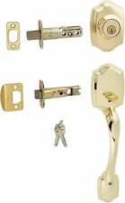 Kwikset 689 Belleview - EXTERIOR PACK FOR CUSTOMIZING--ENTRANCE Double Cylinder