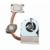 New For Toshiba P870 P875 P875-31L Cpu Cooling Fan & heatsink V000350030