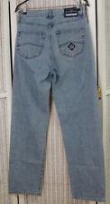 HENRI LLOYD Blue Jeans 30W 32L Faded Denim Classic Straight Leg Dungarees