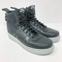 Nike Air SF AF1 Womens Sneakers Outdoor Green Mid Top Lace Up AA3966-300 7.5 New