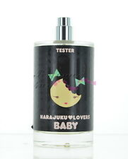 Harajuku Lovers Baby by Harajuku for Women EDT Spray 3.4 oz.Tester Discountinued