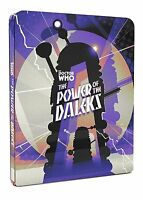 Doctor Who - The Power Of Daleks Couleur Ed Steelbook Combinaison Blu-Ray Dr