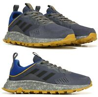 New ADIDAS Trail Running Athletic Sneaker Trail Mens blue gray gold all sizes