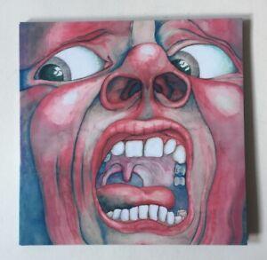 King Crimson – In The Court Of The Crimson King LP  200G Vinyl  Album 2020