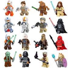 The Mandalorian and Star Wars mini figure fits Lego