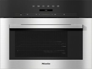 Miele built-in steamer oven DG 7140 CleanSteel,free shipping Worldwide