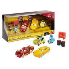New Cars 3 Fireball Beach Race 4 Pack Lightning McQueen Cruz Vehicles Official