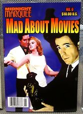MAD ABOUT MOVIES Midnight magazine Maltese Falcon Godfather Elvis Kid Creole