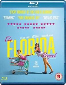 The Florida Project [Blu-Ray] [DVD][Region 2]