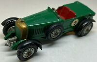 Bentley Lesney Models of Yesteryear 4.5 Litre Model Car 1929 - VNM
