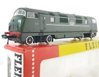 """FLEISCHMANN 4246 HO - BRITISH RAIL, BR WARSHIP CLASS 42 DIESEL D821 """"GREYHOUND"""""""