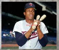 MLB Minnesota Twins Rod Carew Color 8 X 10 Photo Picture