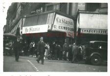 Foto, Wk2, Strassenszene in Paris 1940 (N)20822