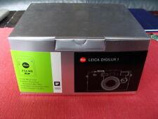 Leica DIGILUX I-Fotocamera digitale 3.9mp oggetto da collezione/poco clic-TOP IN SCATOLA ORIGINALE
