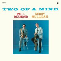 PAUL DESMOND/ GERRY MULLIGAN - TWO OF A MIND   VINYL LP NEW+