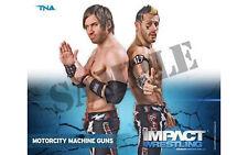 Official Tna Impact Wrestling - Motorcity Machine Guns - 8x10 - P57