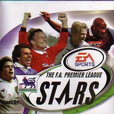 F.A Premier League Stars - PC Football Manager - NEW