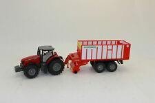 OVP Siku Super Massey Ferguson Traktor Neu Art.0847