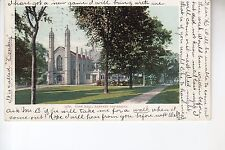 Gore Hall  Harvard University Cambridge MA   Detroit 5562