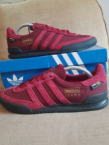 adidas  jeans  trainers cordura  9 uk limited edition