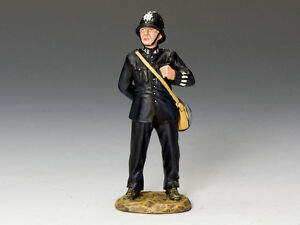 King & Country FOB071 Standing Bobby MIB
